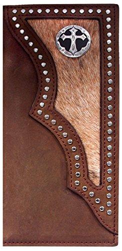 3 D Belts (3D Dark Brown Western Rodeo)