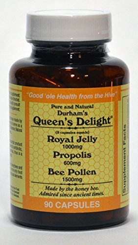 Durhams-Queens-Delight-Royal-Jelly-1000mg-Propolis-600mg-Beepollen-1500mg-in-3-Daily-Capsules