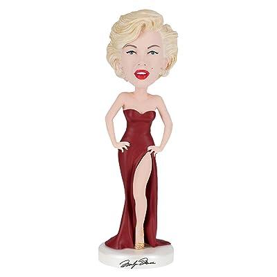 Royal Bobbles Marilyn Monroe Bobblehead: Toys & Games
