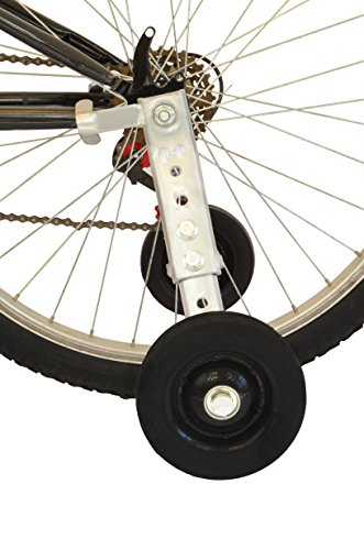 "Lumintrail Heavy Duty Adjustable Bike Training Wheels for 20"" to 26"" Bicycles by Lumintrail (Image #6)"