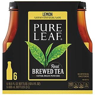Pure Leaf, Lemon, 16.9 Ounce (Pack of 6)