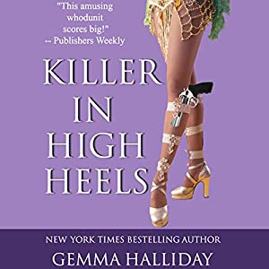 Killer in High Heels Hörbuch