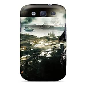 Durable Battlefield 3 B2k Back Case/cover For Galaxy S3