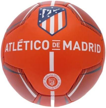 Atlético Madrid balón oficial med. 2 ATM7BP1, rojo: Amazon.es: Deportes y aire libre