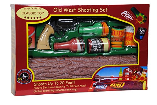 (Frontier Quick Draw Electronic Target Shooting Set)