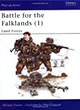img - for Battle for the Falklands (1) : Land Forces book / textbook / text book