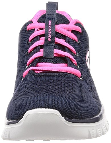 Skechers get Zapatillas Para Connected Graceful Azul Mujer wTwqzg6A