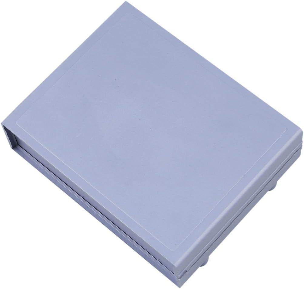 152 x 120 x 42 mm Color Gris Claro Caja de Conexiones de pl/ástico WOVELOT