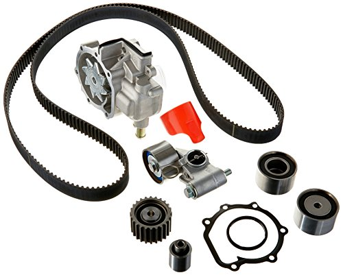 Gates TCKWP328C Timing Belt Component Kit with Water Pump