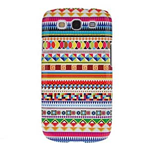 GX Teléfono Móvil Samsung - Cobertor Posterior - Gráfico - para Samsung S3 I9300 ( Multi-color , Plástico )