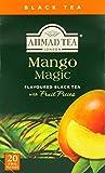 Ahmad Teas - Mango Black Tea 1.4oz - 20 Tea Bags