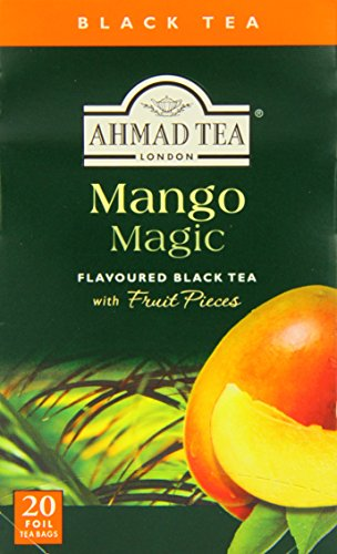 Ahmad Teas - Mango Black Tea 1.4oz - 20 Tea Bags