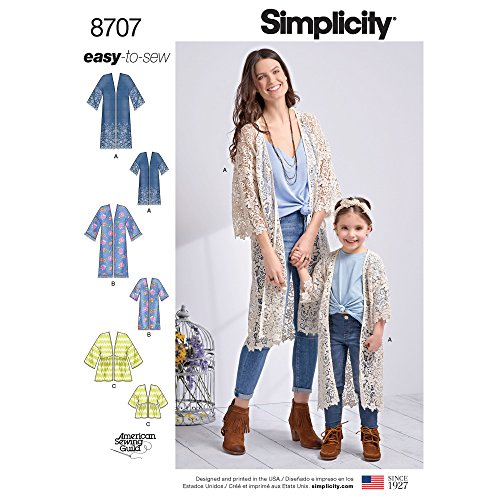 Simplicity Creative Patterns US8707A