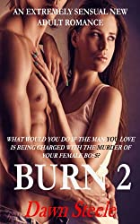 Burn 2: An Extremely Sensual New Adult Romance (English Edition)