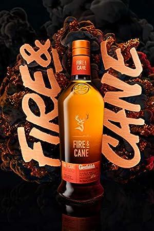 Glenfiddich FIRE & CANE Single Malt Scotch Whisky 43% - 700 ml