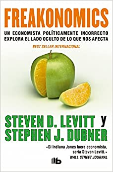 image for Freakonomics (Spanish Edition)