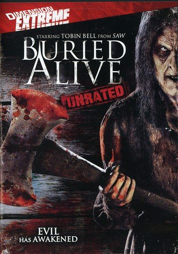 Buried Alive (Unrated) (Buried Alive Dvd)