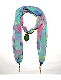 Sri Belha fashions Jewelry scarf - For Holi Sale- Beautiful trendy