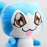 Digimon Adventure Chibimon Soft Plush Figure Toy Anime Stuffed Animal 13 Inch Child Gift Doll