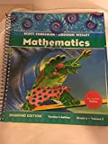 Mathematics (Mathematics Diamond Edition, Grade 4 Volume 3)