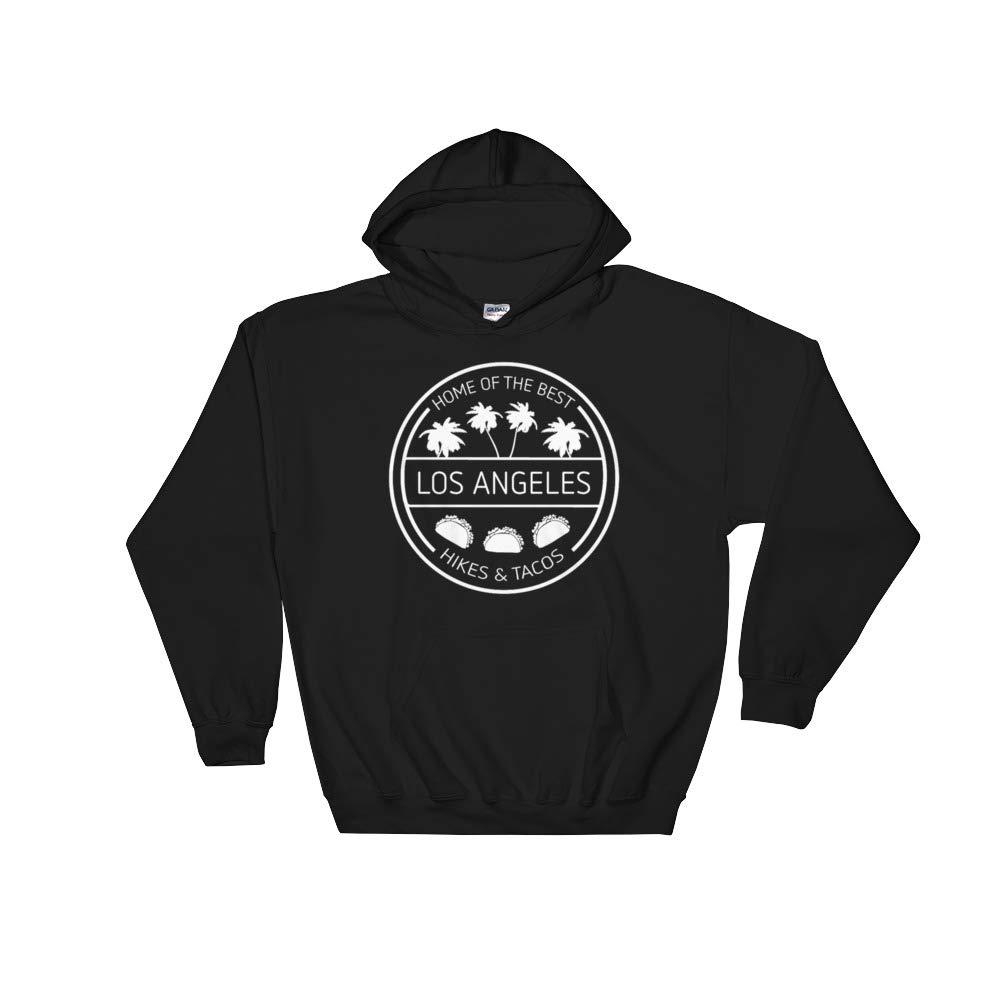 Marent Codde LA Hikes amp Tacos Letterkenny Hooded Sweatshirt