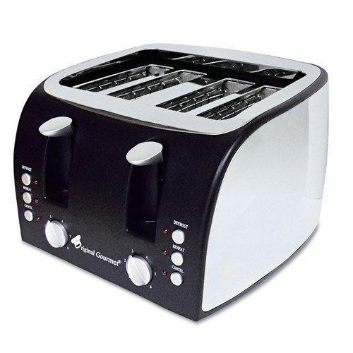 CFPOG8166 - Coffee Pro OG8166 Four Slice Toaster