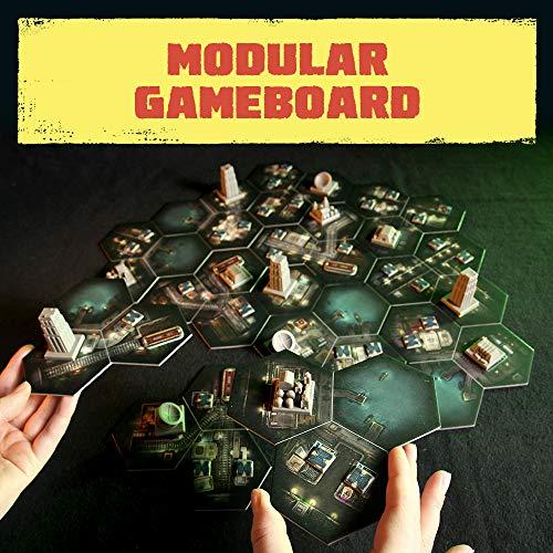 Funko Godzilla Tokyo Clash Board Game, Multicolour
