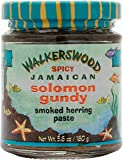 Walkerswood Spicy Jamaican Solomon Gundy Smoked Herring Paste