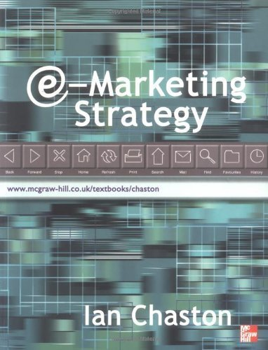 Download E-Marketing Strategy by Chaston, Ian (2000) Paperback PDF