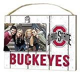 """KH Sports Fan 1001100387 10""""x8"""" Ohio State Buckeyes"""