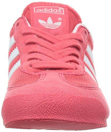adidas Originals Chaussures Dragon J, de Sport - B25675 - Taille EUR 38 2/3 - Couleur Rouge