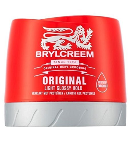 Brylcreem Original Hairdressing Protein Enriched 150ml (Best Way To Apply Brylcreem)