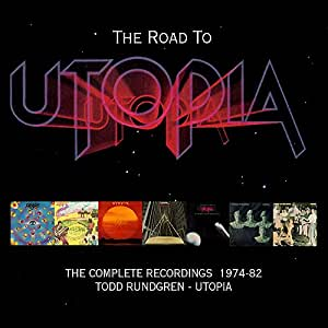 The Road To Utopia-The Complete Recordings 1974-82 (Original Recording Masters/Limited Edition)
