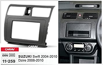 Carav 11 259 Doppel Din Autoradio Radioblende Dvd Dash Elektronik