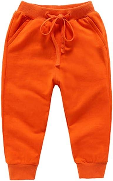 Amazon Com Newmao Pantalones Largos Sueltos Para Ninos Y Ninas Informales Solidos Para Invierno Calidos Pantalones De Jogger Moderno Equipada 6 12 Meses Clothing