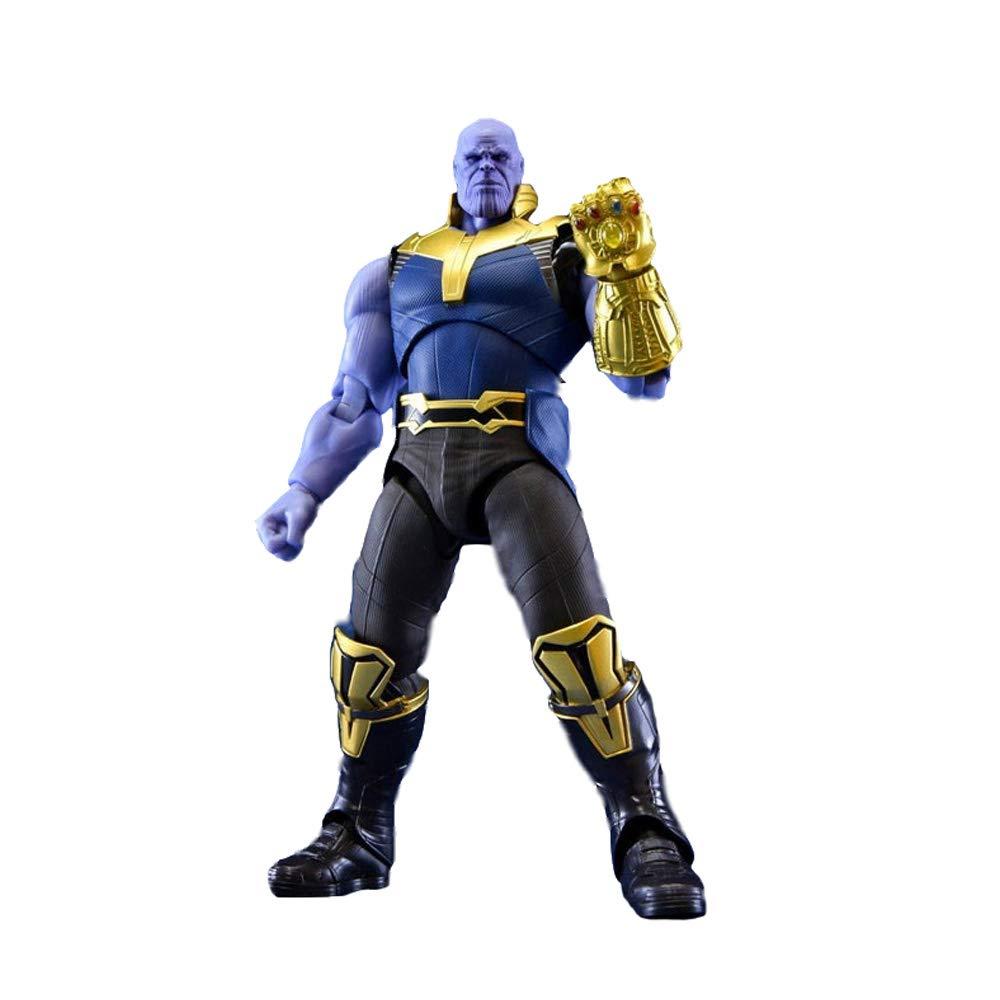 DR  Superhelden Spielzeug The Avengers Infinite War Iron Man ist EIN 16 cm langes PVC-Material B07PNRG83T Actionfiguren Stilvoll und lustig | Deutschland Store