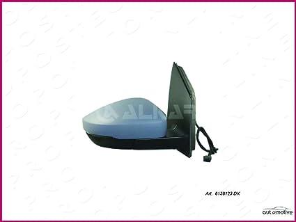 Espejo retrovisor derecho 07858: Amazon.es: Coche y moto