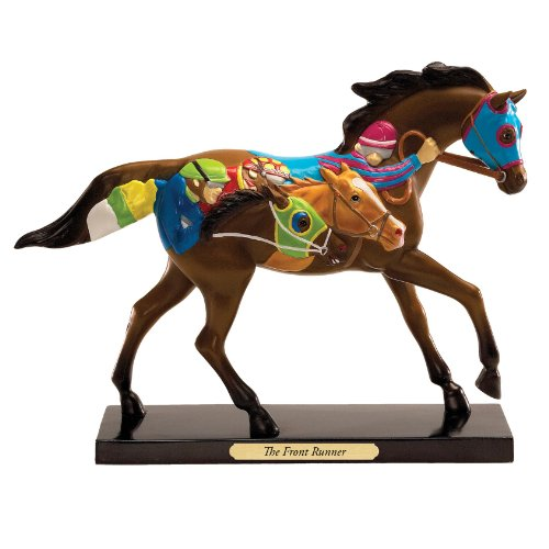 Painted Ponies Runner Figurine 6 3 Inch product image