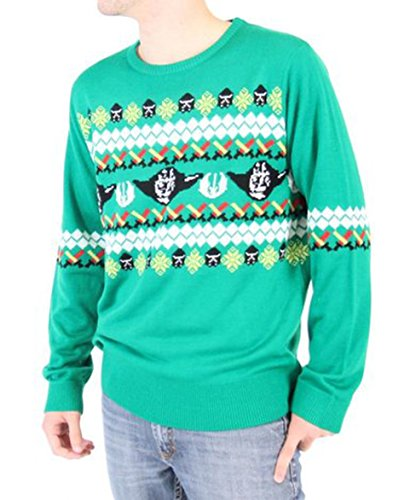 Star Wars Pullover Christmas Sweater