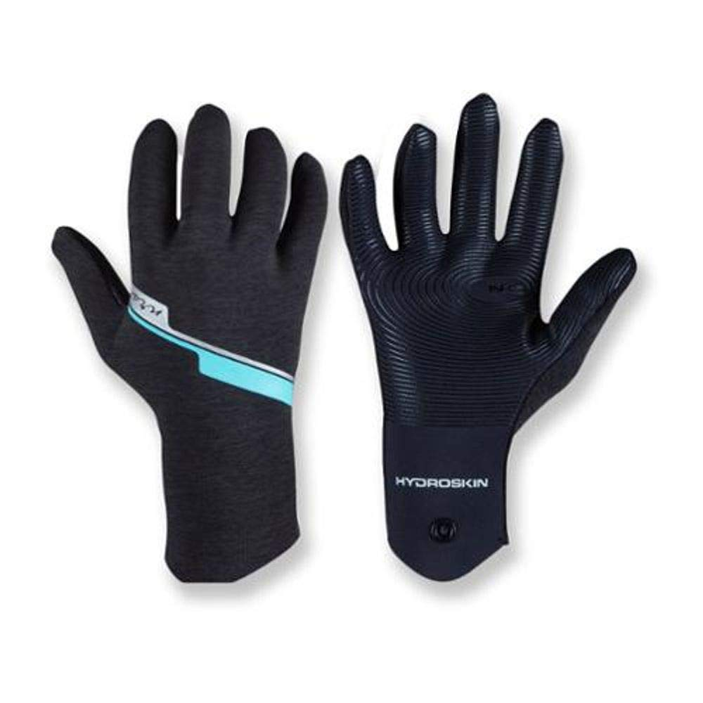 NRS Hydroskin Glove - Women's Grey Heather Large by NRS