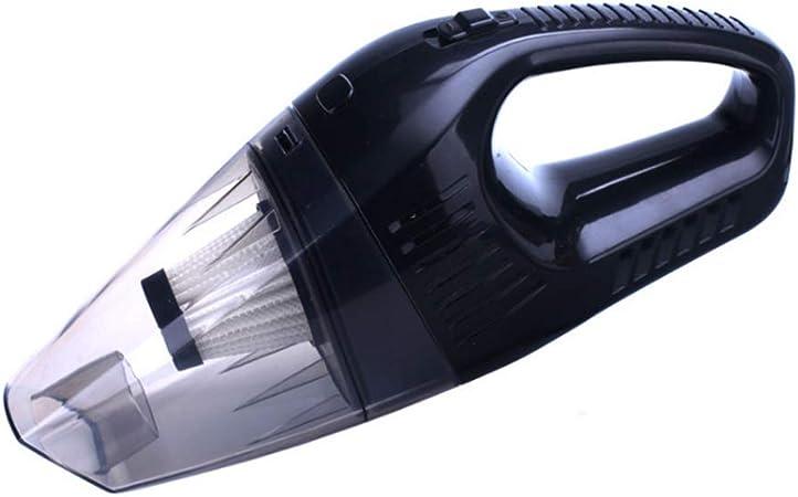 HAKN Aspirador inalámbrico Iluminación de Mano Limpiadores para Autos Pequeño portátil (3 Colores) (Color : Negro): Amazon.es: Hogar