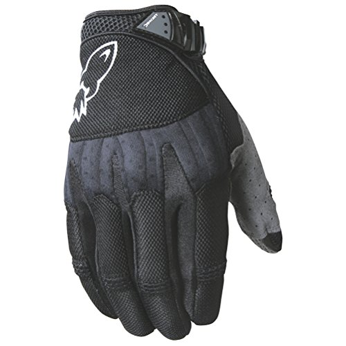 Hot Weather Motorcycle Gloves - 5