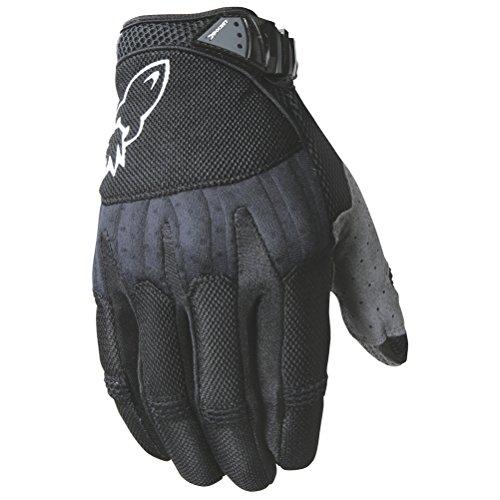 Mesh Glove Rocket Joe Black (Joe Rocket Big Bang Black Mesh Gloves - 2X-Large)