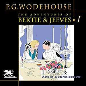 The Adventures of Bertie and Jeeves Hörbuch