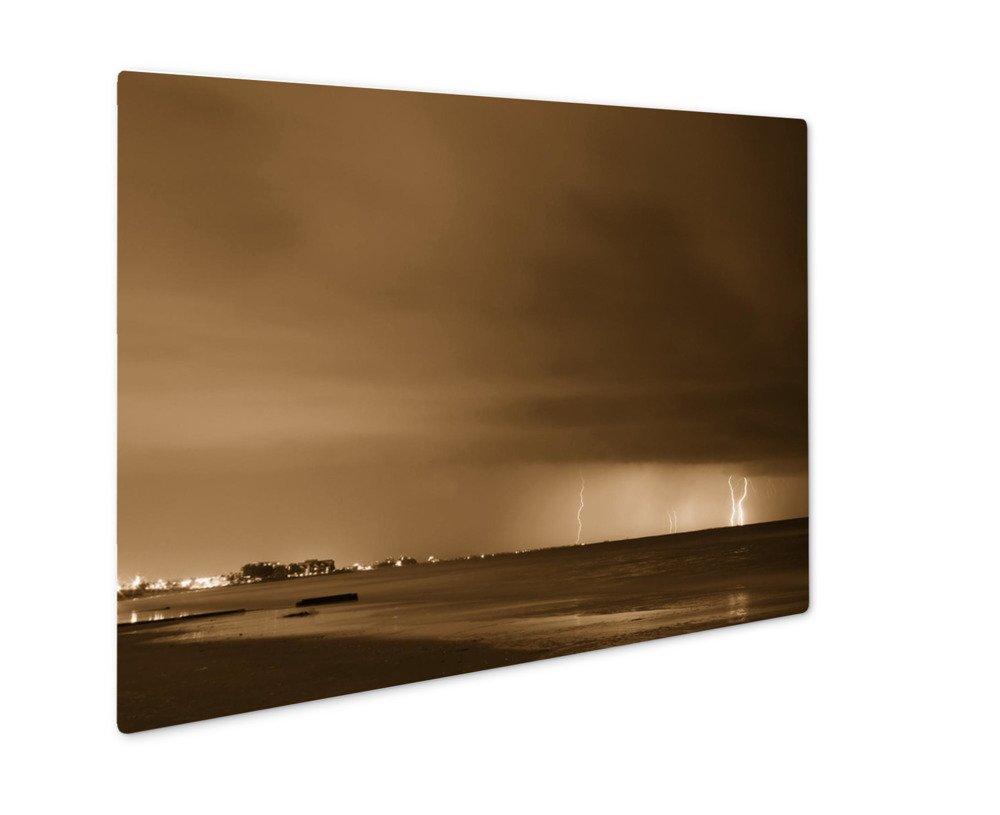 ashley giclee stormy sky 壁アート写真印刷メタルのパネル ag6549433