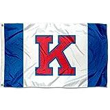 #6: Kansas Jayhawks Big K Flag