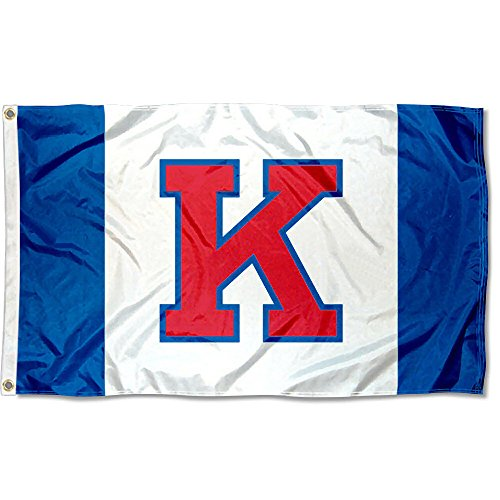 - College Flags and Banners Co. Kansas Jayhawks Big K Flag