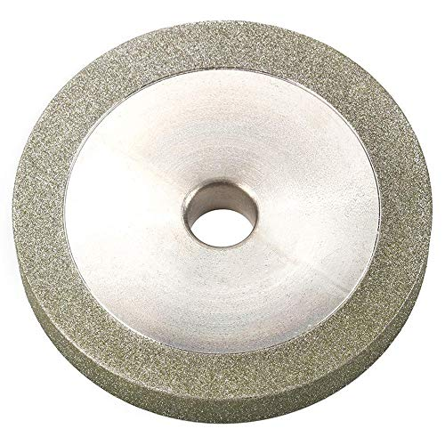 3 Inch 150# Flat Diamond Grinding Wheel Cutter Grinder Power Tool with 1/2