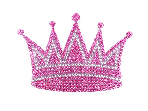 queen-princess-royal-crown-pink-gem-crystals-car-truck-suv-home-office-window-decal-sticker-cling-bl