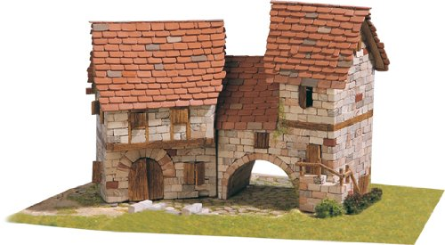 Country Houses 8 Model Kit by Aedes-Ars